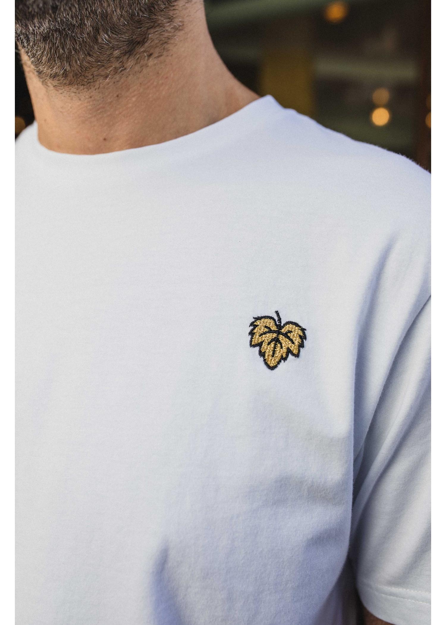 T-shirt Vigne blanc