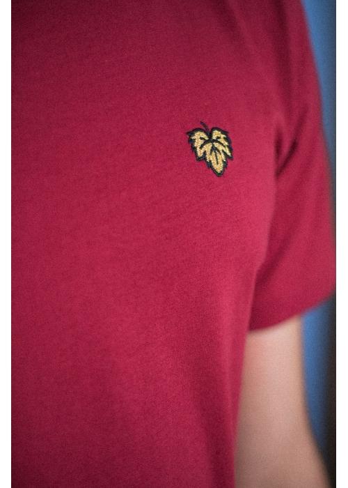 T-shirt Vigne Bordeaux