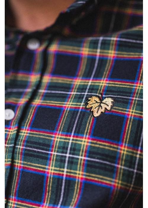 La chemise à Caro noir