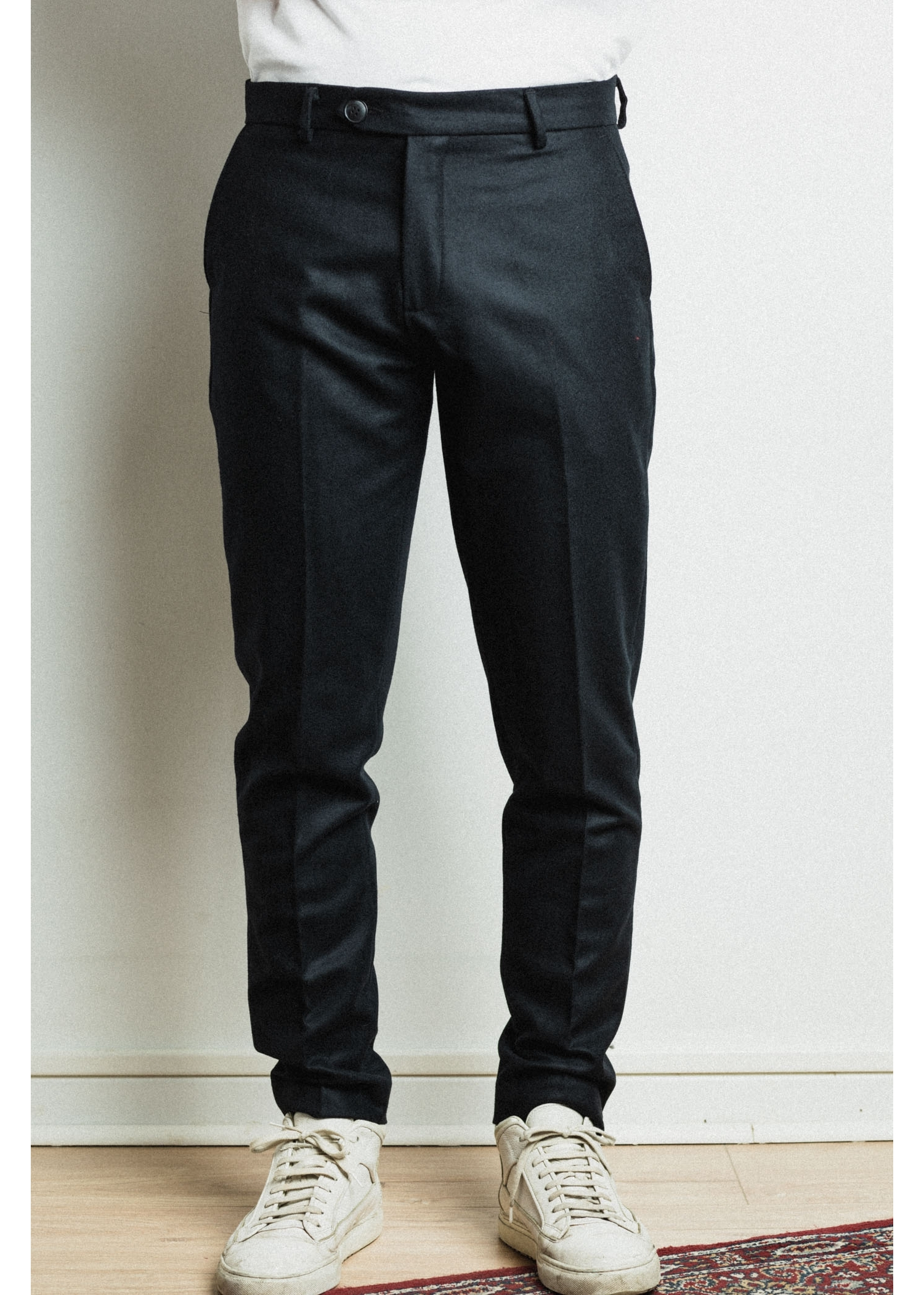 Pantalon Relax Noir